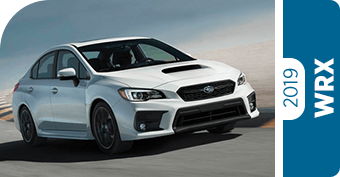 Click on each comparison of the 2019 Subaru WRX Sport Sedan to learn more at Nate Wade Subaru in Salt Lake City, UT