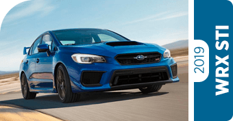 Click on each 2019 Subaru WRX STI comparison versus  other models and makes from Capitol Subaru