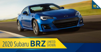 2020 BRZ Comparisons at Hanson Subaru