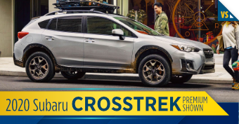 2020 Crosstrek Comparisons at Hanson Subaru
