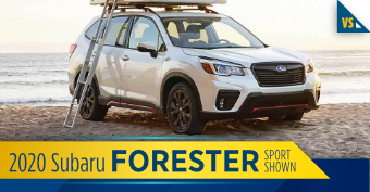 Compare the new 2020 Subaru Forester vs other makes and models