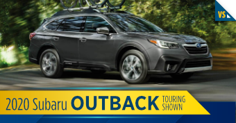 2020 Subaru Outback Comparisons