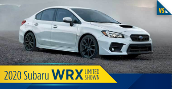 2020 WRX Comparisons at Hanson Subaru