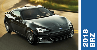 Compare New 2018 BRZ vs Competitve Makes and Models