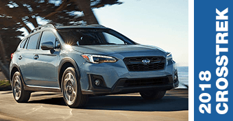 Compare New 2018 Crosstrek vs Competitve Makes and Models