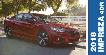 Click to view our Subaru Impreza 4-Door comparisons to the right