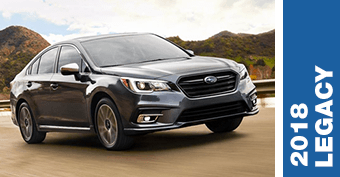 Click to view our Subaru Legacy comparisons to the right