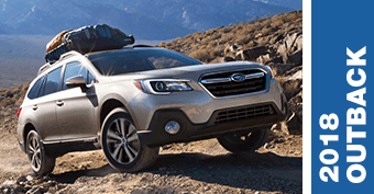 Compare New 2018 Subaru Outback vs Competitve Makes and Models