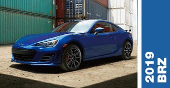 Compare New 2019 Subaru BRZ Sport Model vs Competitive Makes and Models
