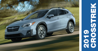 Compare New 2019 Subaru Crosstrek vs Competitve Makes and Models