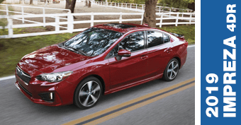 Compare New 2019 Subaru Impreza 4-Door vs Competitve Makes and Models