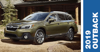 Compare New 2019 Subaru Outback vs Competitve Makes and Models