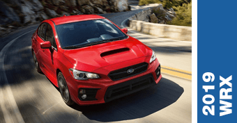 Compare New 2019 Subaru WRX vs Competitve Makes and Models