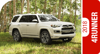 2018 4Runner Competitive Comparisons at Capitol Toyota in Salem, OR