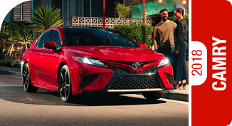 2018 Camry Competitive Comparisons at Capitol Toyota in Salem, OR