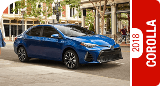 2018 Corolla Competitive Comparisons at Capitol Toyota in Salem, OR