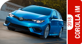 2018 Corolla iM Competitive Comparisons at Capitol Toyota in Salem, OR