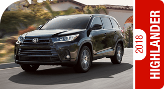 2018 Highlander Competitive Comparisons at Capitol Toyota in Salem, OR