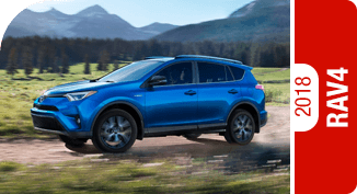 2018 RAV4 Competitive Comparisons at Capitol Toyota in Salem, OR