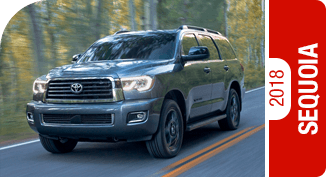 2018 Sequoia Competitive Comparisons at Capitol Toyota in Salem, OR