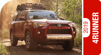 2019 Toyota 4Runner Competitive Comparisons at Capitol Toyota in Salem, OR