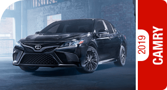 2019 Toyota Camry Competitive Comparisons at Capitol Toyota in Salem, OR