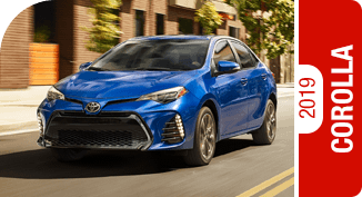 2019 Toyota Corolla Competitive Comparisons at Capitol Toyota in Salem, OR