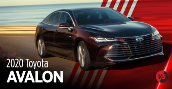 2020 Avalon Comparisons at Capitol Toyota in Salem, OR
