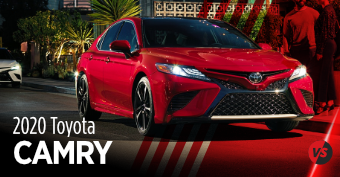 2020 Camry Comparisons at Capitol Toyota in Salem, OR