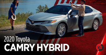2020 Toyota Camry Hybrid Comparisons at Capitol Toyota in Salem, OR