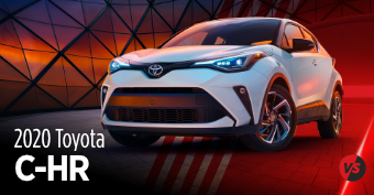 2020 Toyota C-HR Competitive Comparisons at Capitol Toyota in Salem, OR