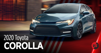 2020 Toyota Corolla Competitive Comparisons at Capitol Toyota in Salem, OR