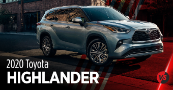 2020 Toyota Highlander Comparisons at Capitol Toyota in Salem, OR
