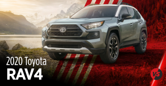 2020 Toyota RAV4 Competitive Comparisons at Capitol Toyota in Salem, OR