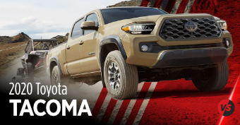 2020 Tacoma Comparisons at Capitol Toyota in Salem, OR