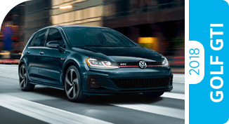Click on each Golf GTI comparison to learn more