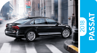 Click on each Passat comparison to learn more