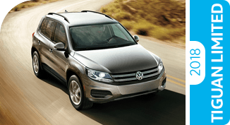 Click on each Tiguan Limited comparison to learn more