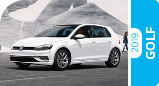 Click to view our 2019 Volkswagen Golf comparison pages to learn more