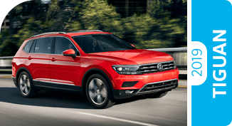 Click to view our 2019 Volkswagen Tiguan comparison pages to learn more
