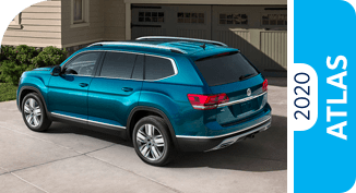 2020 Volkswagen Atlas Comparisons