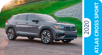 2020 Volkswagen Atlas Cross Sport Comparisons