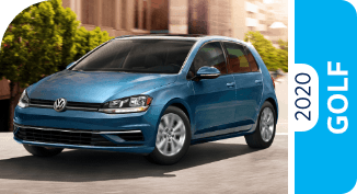 2020 Volkswagen Golf Comparisons