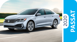 2020 Volkswagen Passat Comparisons