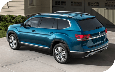 Compare new 2018 Volkswagen Atlas vs Honda Pilot Performance Information