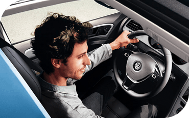 2018 VW Golf Interior