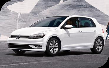 Compare new 2018 Volkswagen Golf vs Toyota Corolla iM Performance Information