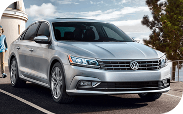 Compare new 2018 Volkswagen Passat vs Mazda6 Performance Information