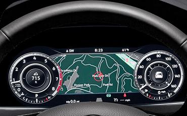 Compare new 2018 Volkswagen Tiguan vs Chevrolet Equinox Technology Advances