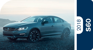 Compare New 2018 Volvo S60 vs Competitve Makes and Models